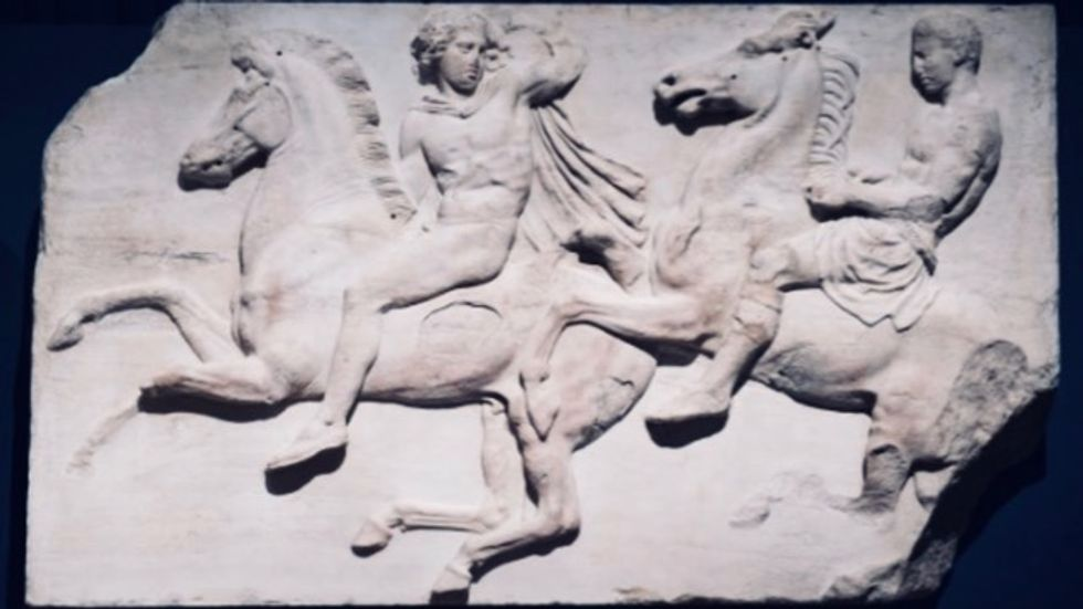 Chinese President Xi Jinping urges Britain to return Parthenon Marbles to Greece