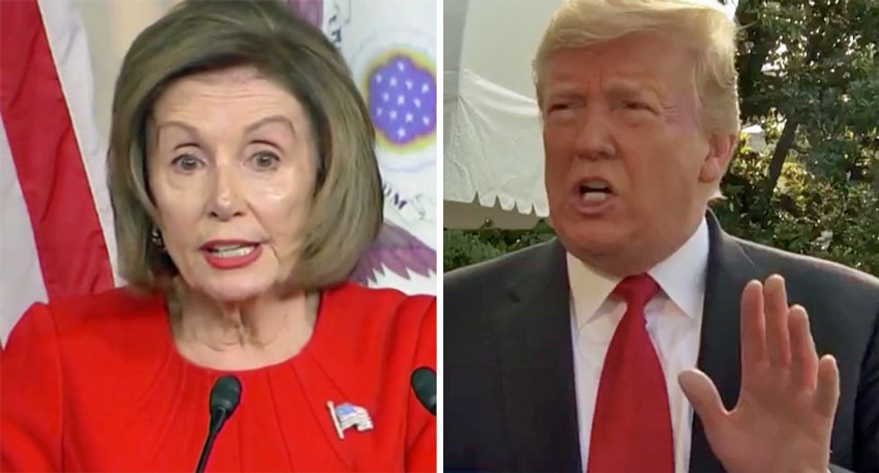 'Naked, unapologetic and insidious' corruption: Dems respond to Trump's official statement on impeachment trial