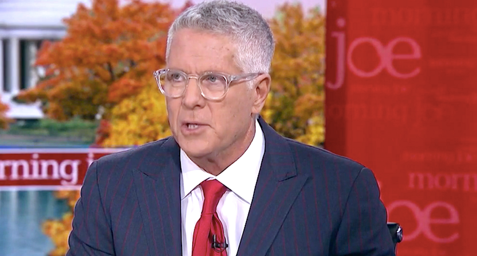 'Trump looks like a loser' -- and he's willing to 'burn everything down' out of spite: MSNBC's Donny Deutsch