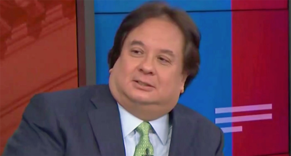 Trump just torpedoed his own impeachment complaints by storming out of NATO meeting: George Conway