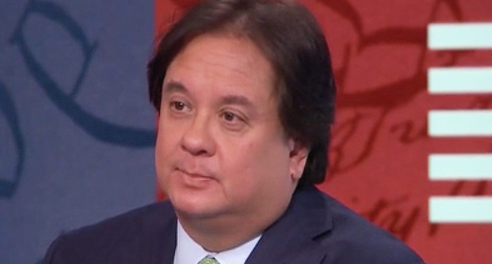 George Conway: 'We might have to impeach Trump again'