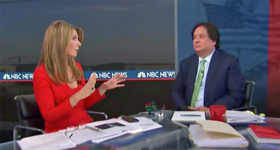 'He can't understand why what he did is wrong': George Conway says Trump is incapable of being president