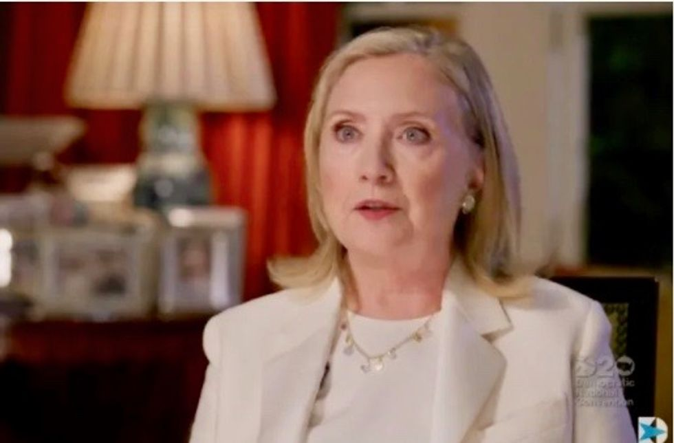 Hillary Clinton urges Biden not to concede in close election