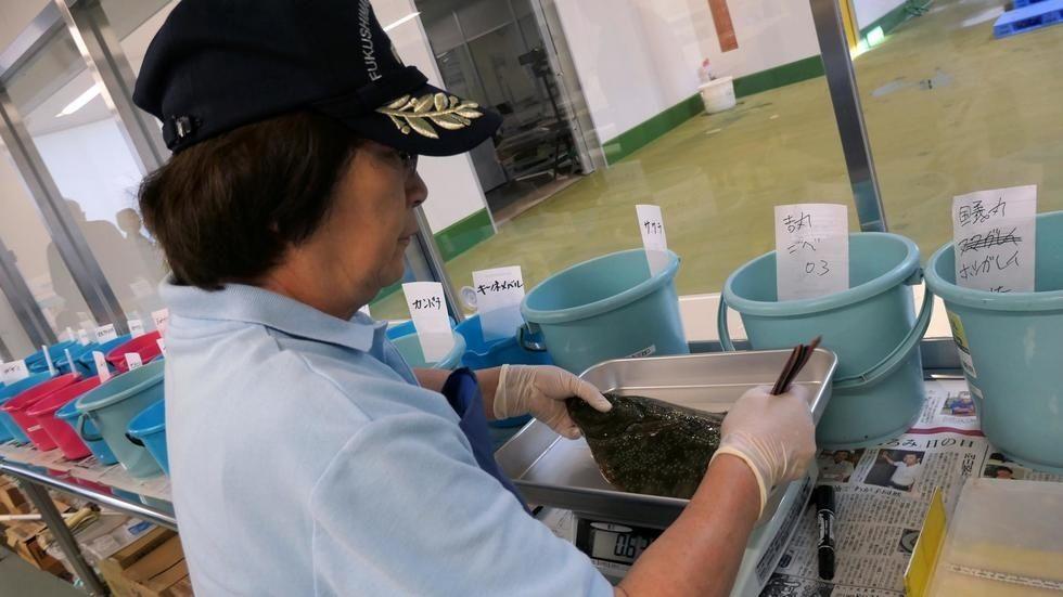 Japan grapples with serving Fukushima food at Olympics