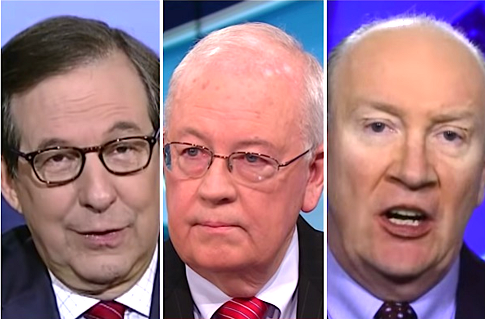 Chris Wallace fact-checks his own Fox News colleagues after their denials of Trump's quid pro quo