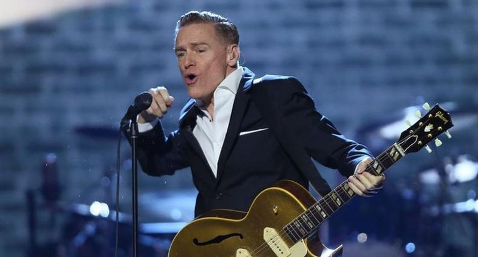 Singer Bryan Adams cancels Mississippi show to protest new anti-LGBT law