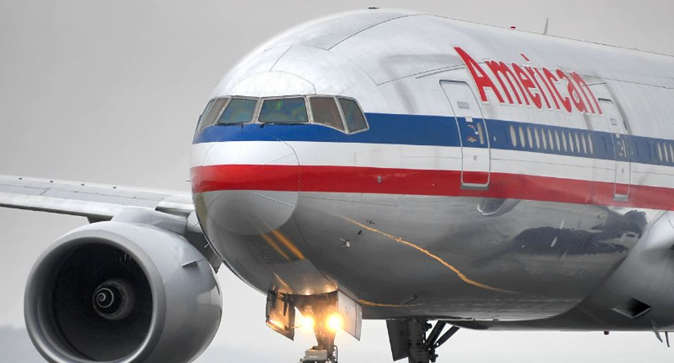 American Airlines agent said Orthodox Jews only bathe once a week: lawsuit