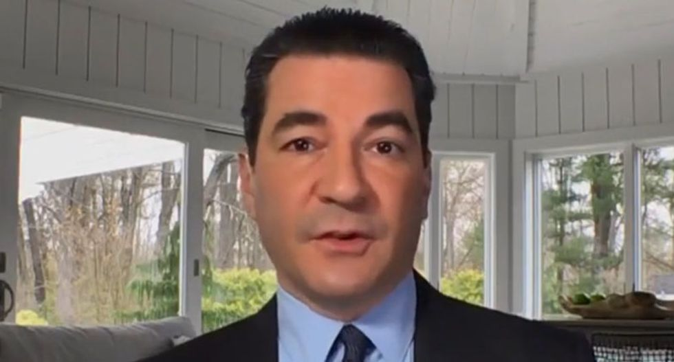 Ex-FDA chief flabbergasted by Georgia: It's like they found all the riskiest businesses anddecided to open those first
