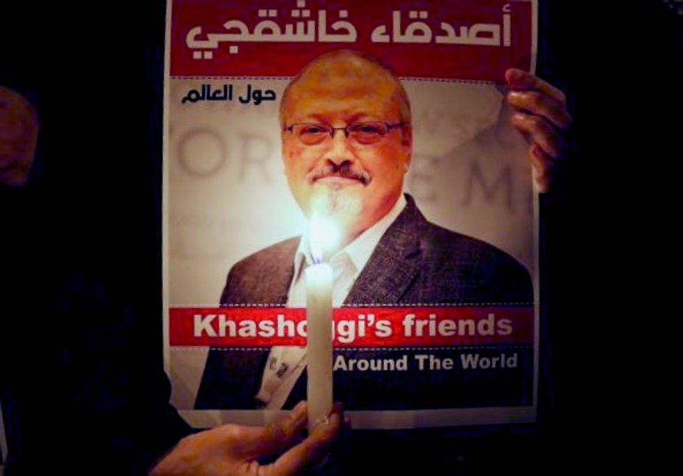 Pompeo to press Saudi crown prince over Khashoggi's murder