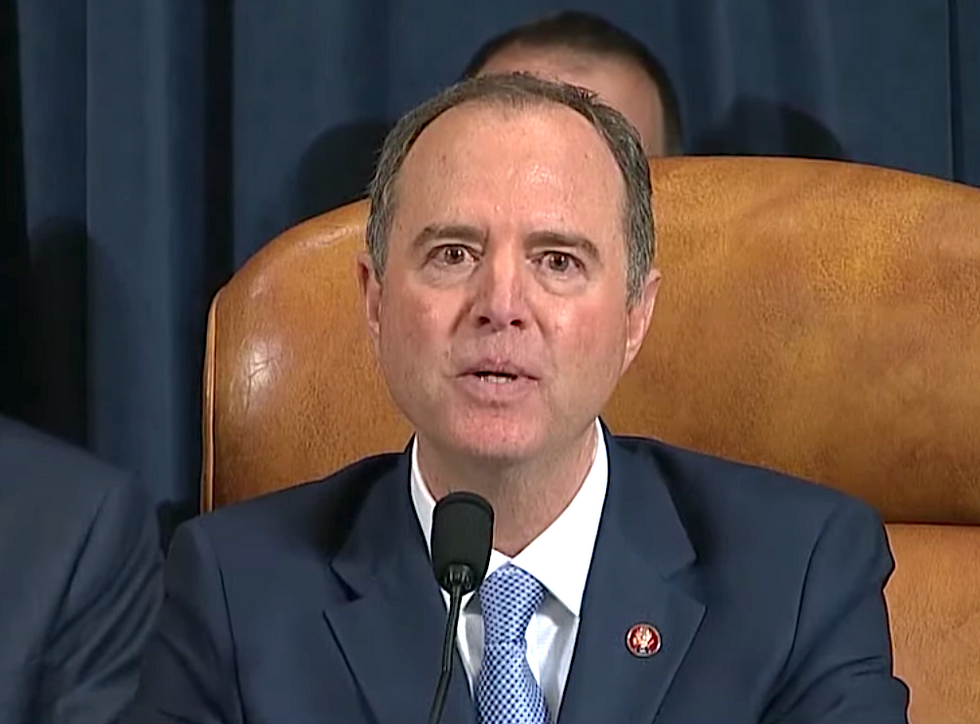 Adam Schiff's anger boils over at GOP's hypocrisy on Russian meddling: 'Of course they were silent!'