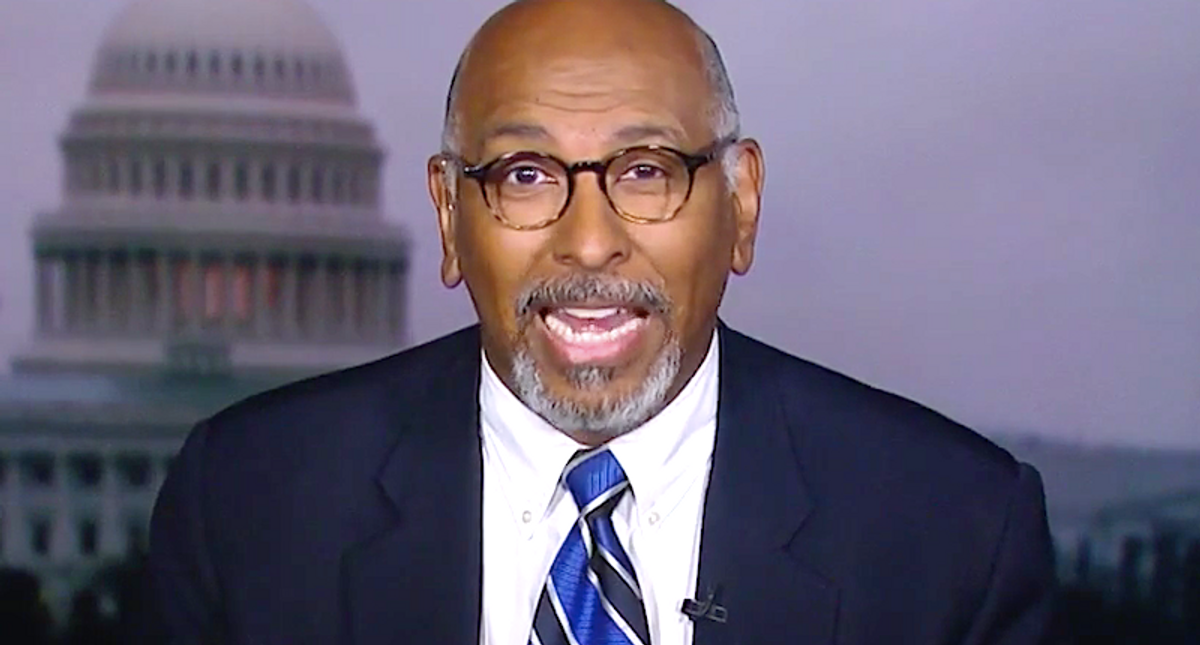 Former Republican Party chairman attacks GOP member for 'doing his toenails' during the impeachment