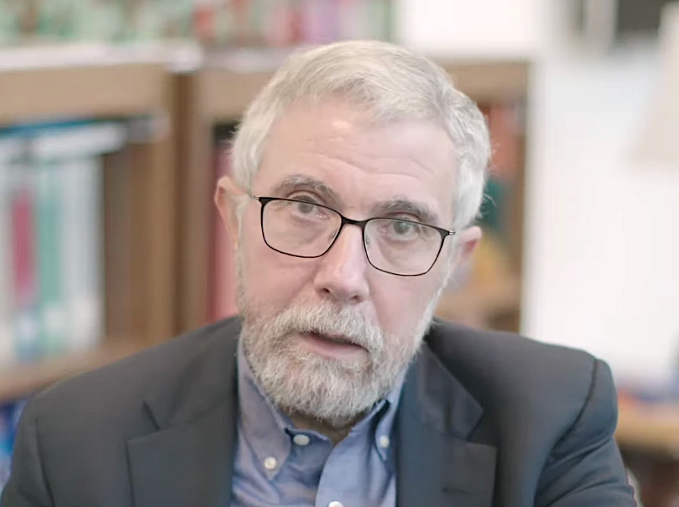 'There is no bottom' for Republicans: Paul Krugman slams Trump and his 'corrupt old party'