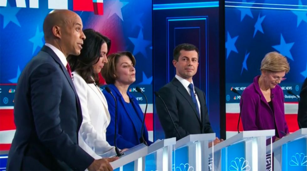 Should the Democratic presidential candidates announce their VP picks now?