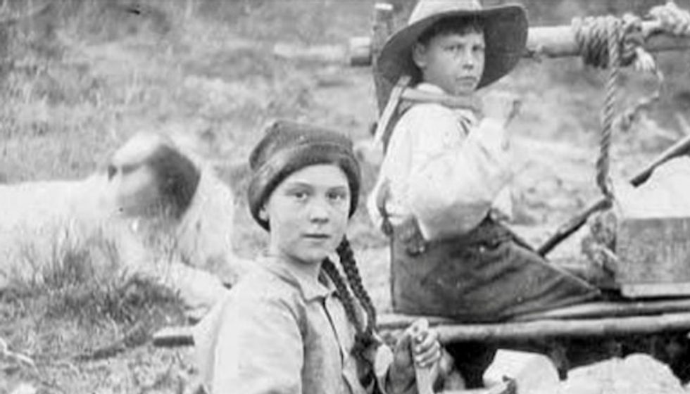 Is Greta Thunberg a time traveler 'here to save us' from climate emergency'? 120-year-old photo sparks flood of conspiracy theories