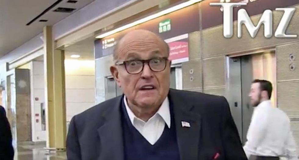Why Rudy Giuliani's Ukraine sources are so untrustworthy