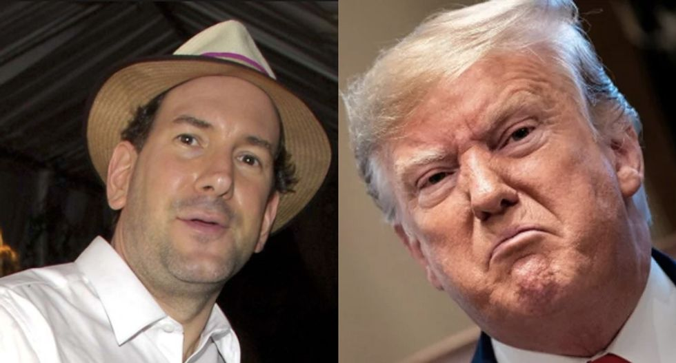 Matt Drudge fires back at Donald Trump's claim -- with a fact check showing the opposite is true
