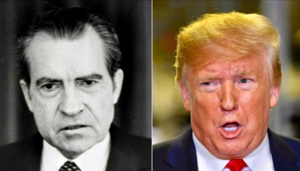 Trump campaign loses again in court — this time to G. Gordon Liddy's son