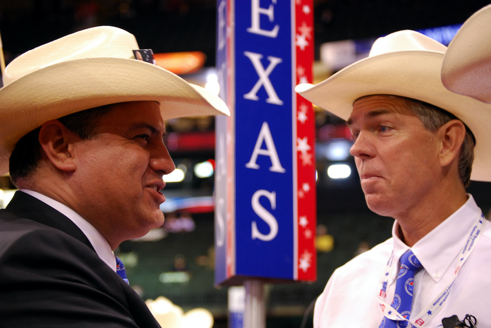 'They're in deep trouble': Texas GOP's secret 2020 strategy gets emailed to Democrats in a bizarre political blunder