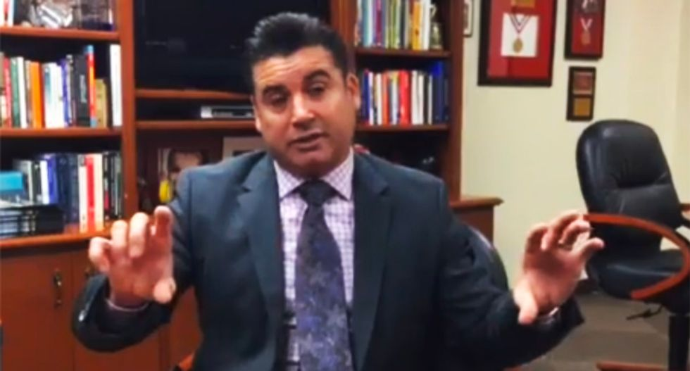 Texas school superintendent suspended for head-butting colleague while drunk at a Whataburger