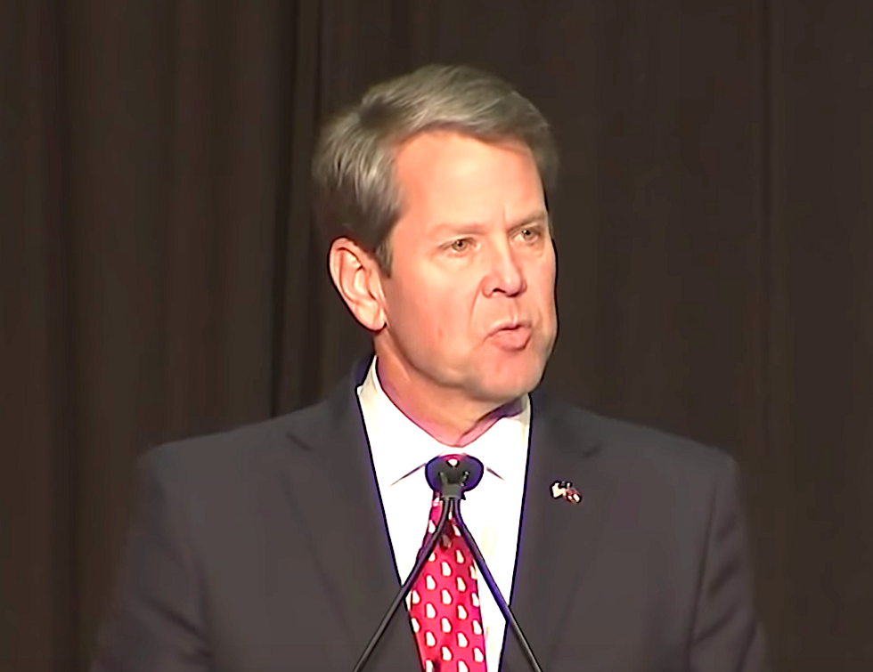 Georgia's GOP governor to defy Trump after 'tense' White House meeting