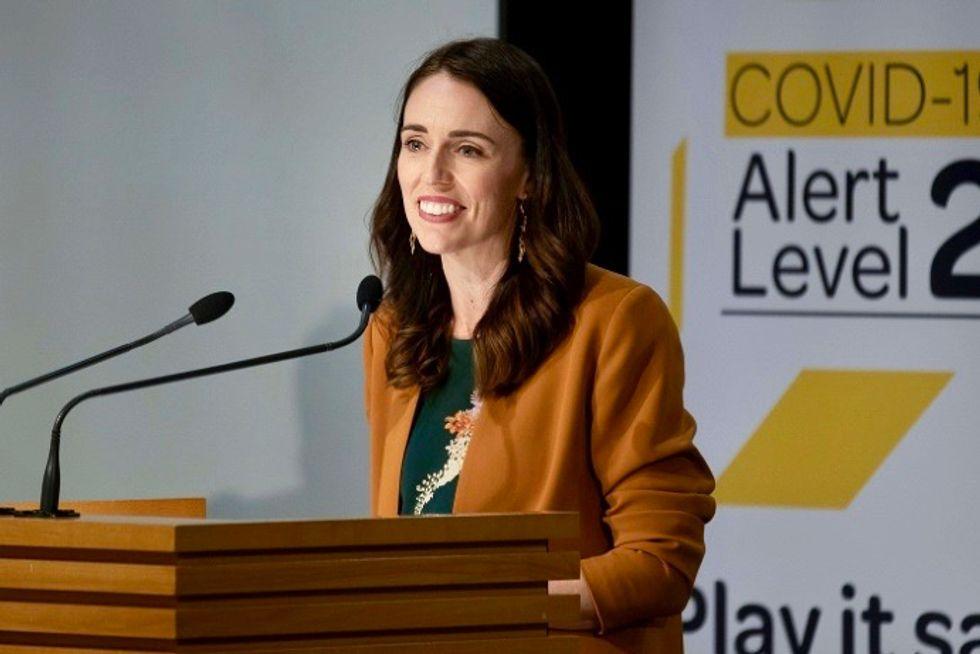 Jacinda Ardern wins landslide in New Zealand election