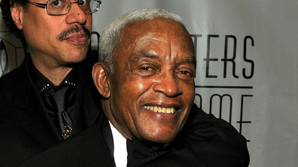 Day-O: Irving Burgie, US composer who popularized calypso, dies
