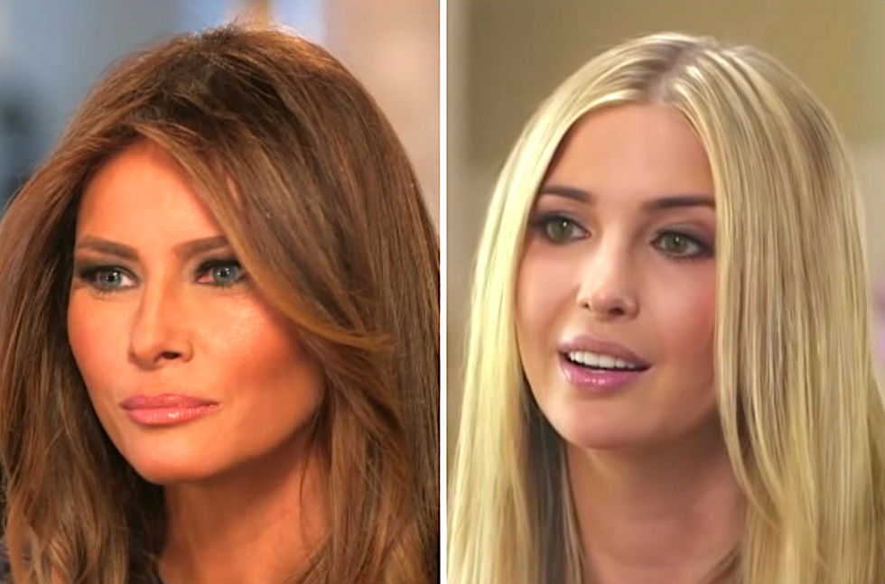 Melania Trump's 'I really don't care, do u' jacket was a 'facetious jab' at Ivanka: tell-all book