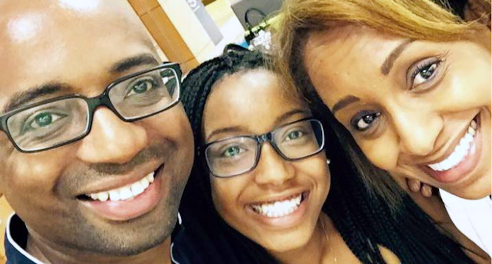 Wealthy black family held at gunpoint by rookie state trooper over traffic infraction: 'My goal was to stay alive'