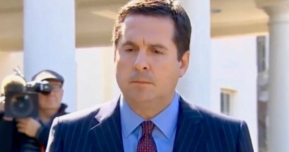 Devin Nunes is 'lying in plain sight' about his contacts with Lev Parnas: MSNBC analyst