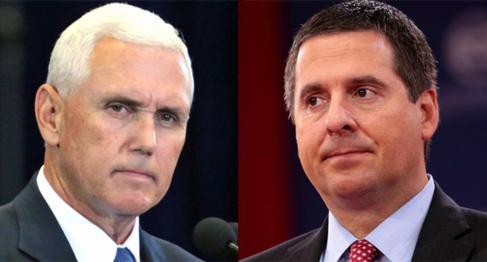 House report on Trump-Ukraine scandal is also a damning indictment of Pence and Nunes involvement