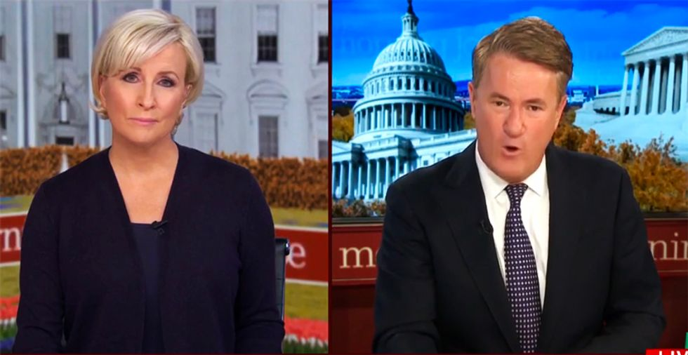 Morning Joe names and shames GOP senators who are allowing their party to become a Russian propaganda machine