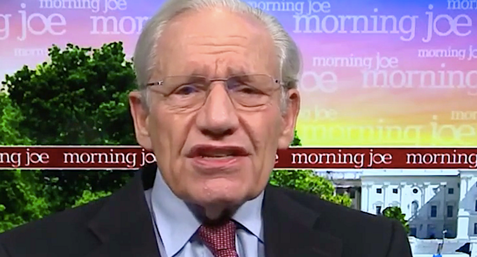 Trump is 'assassinating the presidency' -- and it may be too late to save it: Bob Woodward