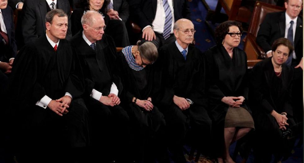 Tensions build as Supreme Court readies blockbuster rulings on marriage equality and Obamacare
