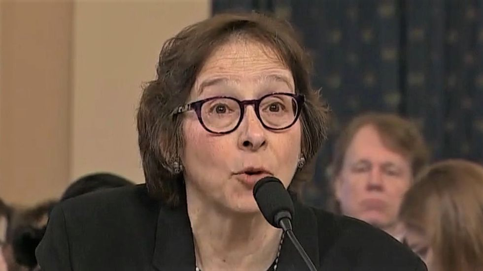 WATCH: Constitutional scholar Pamela Karlan explains why Trump's actions have all the elements of bribery