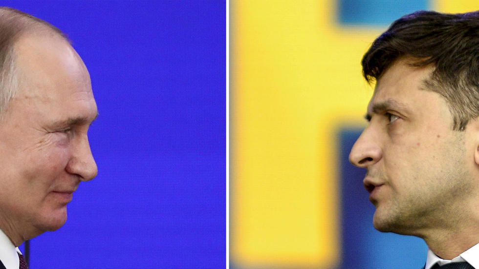 Putin vs Zelensky: Two very different presidents face off on Monday