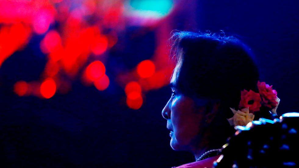 Myanmar's Suu Kyi set to make history in Hague genocide case