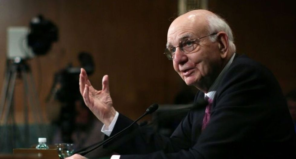 Former Fed Chair Paul Volcker wrote a blistering critique of Trump shortly before his death