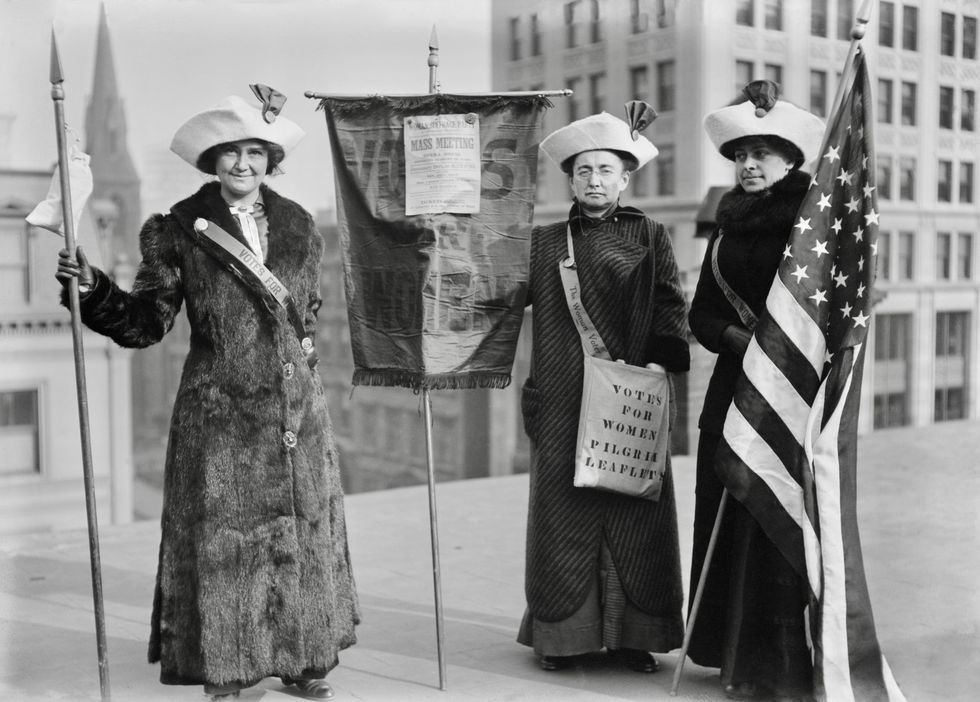 19 facts about the 19th Amendment on its 100th anniversary