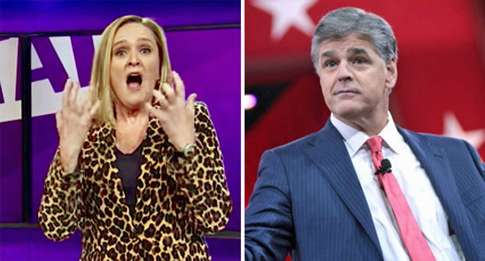 'Irony and Outrage': How different — and how similar — are Samantha Bee and Fox News?