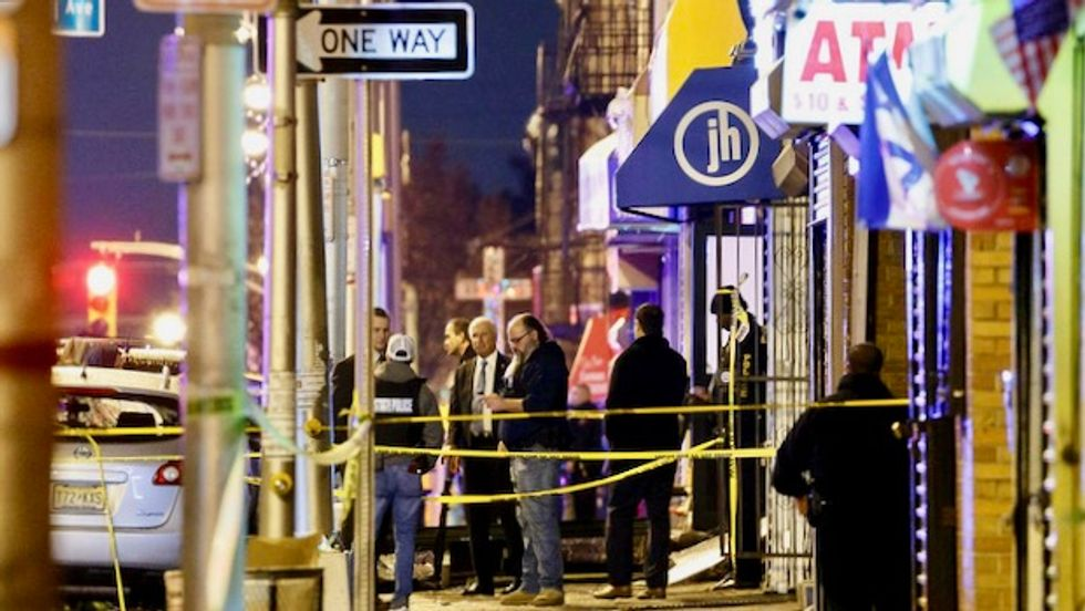 Jersey City mayor says kosher store targeted in deadly shooting