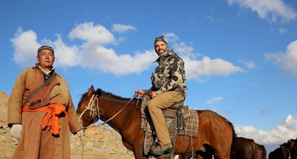 Donald Trump Jr. got special permission from the Mongolian government to kill endangered sheep -- on your tax dollars