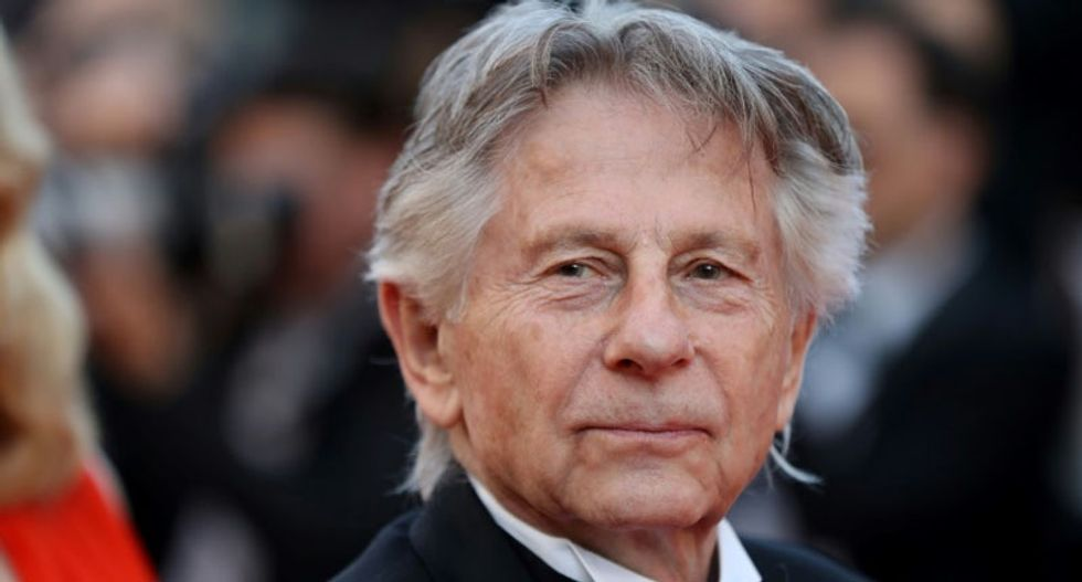 Roman Polanski blames Harvey Weinstein for rape accusation and says media 'making me a monster'