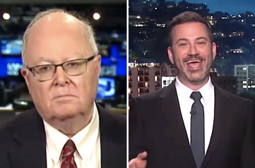 Jimmy Kimmel's Christmas skit causes self-appointed Catholic spokesperson to have unhinged meltdown