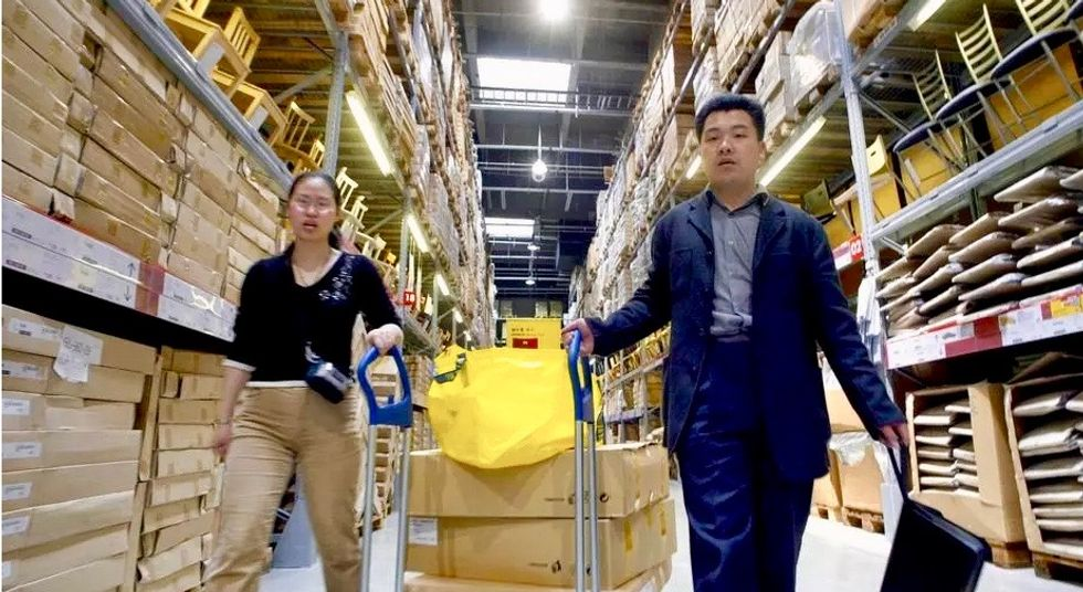 Ikea to buy back used furniture to reduce waste