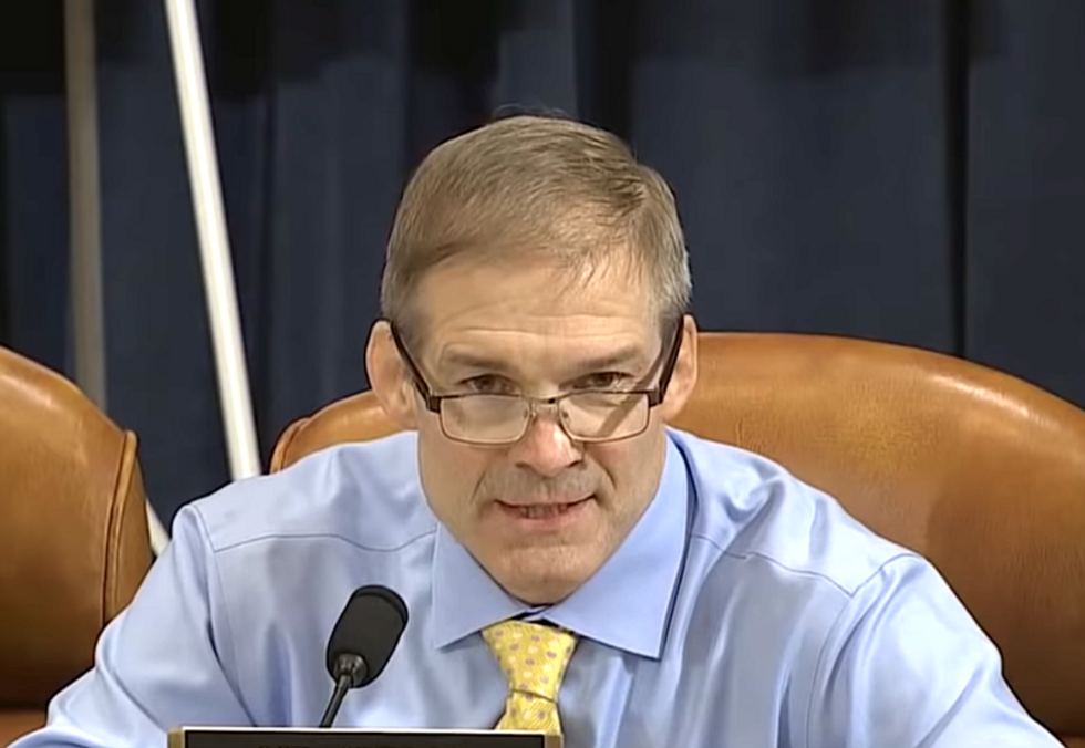 Jim Jordan was a big fan of the impeachment process before it was directed at Trump: reporter for Ohio news outlet