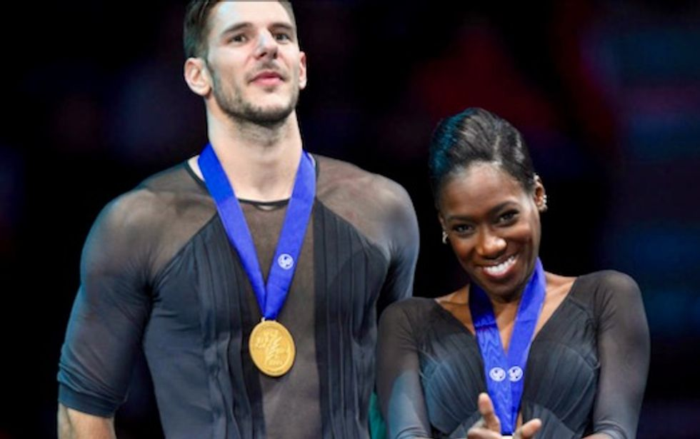 'Never skate again': French figure skater probed in US over allegedly sending lewd photographs to a 13-year-old girl