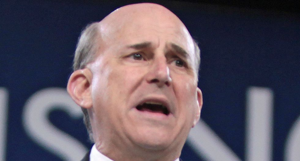 Louie Gohmert may have been exposed to coronavirus at CPAC — but he's not going to quarantine himself