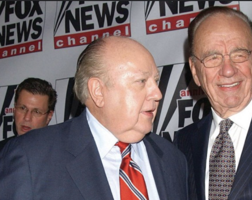 Former Fox reporter reveals 'the bizarre, parallel-universe experience of being alone with Roger Ailes'