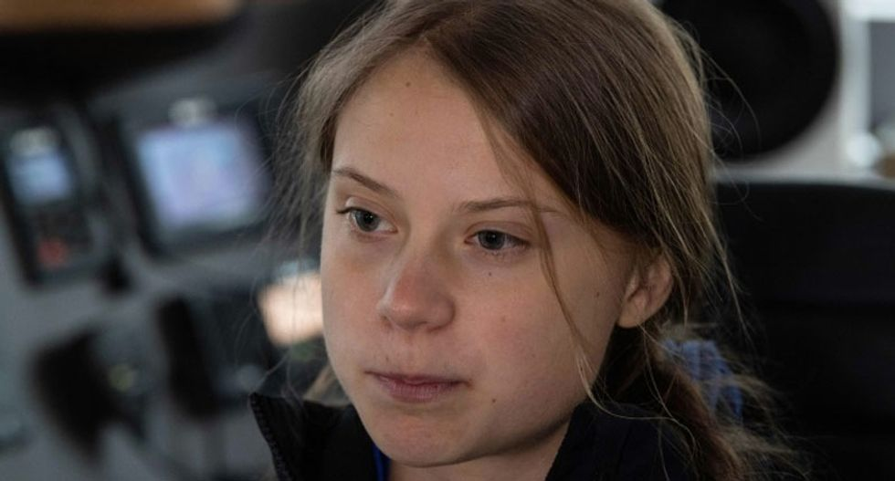 For second year straight, teen climate activist Greta Thunberg nominated for Nobel Peace Prize