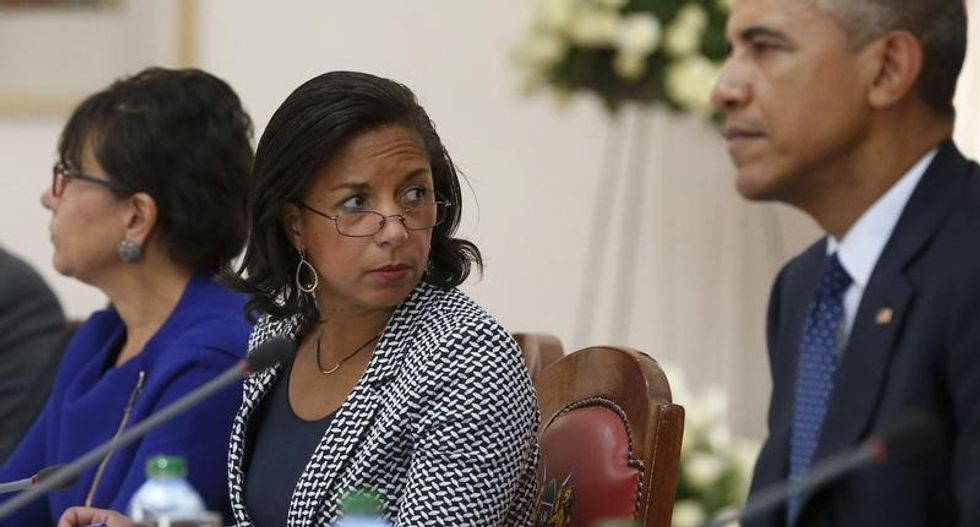 Conservative activist explains why a now-unredacted Susan Rice email debunks Trump's 'Obamagate' conspiracy